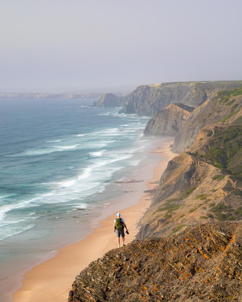 Praia Castelejo